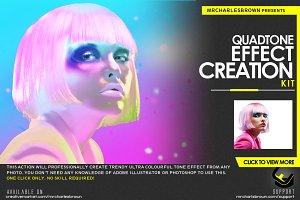 Quadtone Effect Creation Kit