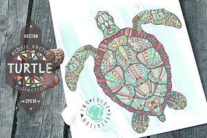 Ethnic Collection: Turtle
