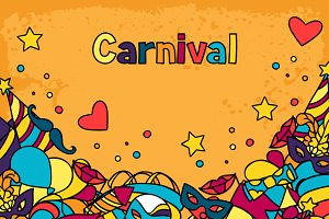 Carnival show backgrounds.