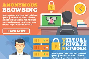 Anonymous Browsing & VPN Concepts