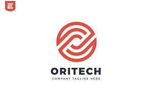 Oritech Letter O Logo