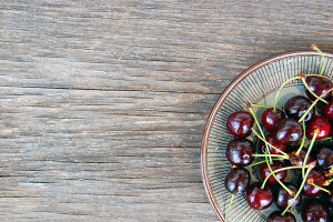 sweetCHERRIES background