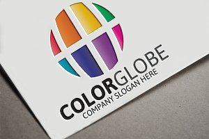 Color Globe Logo