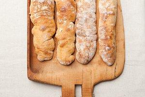 Baguette breads