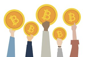 Bitcoins and digital currency