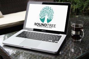 Round Tree Logo