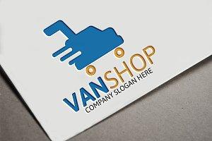 Van Shop Logo