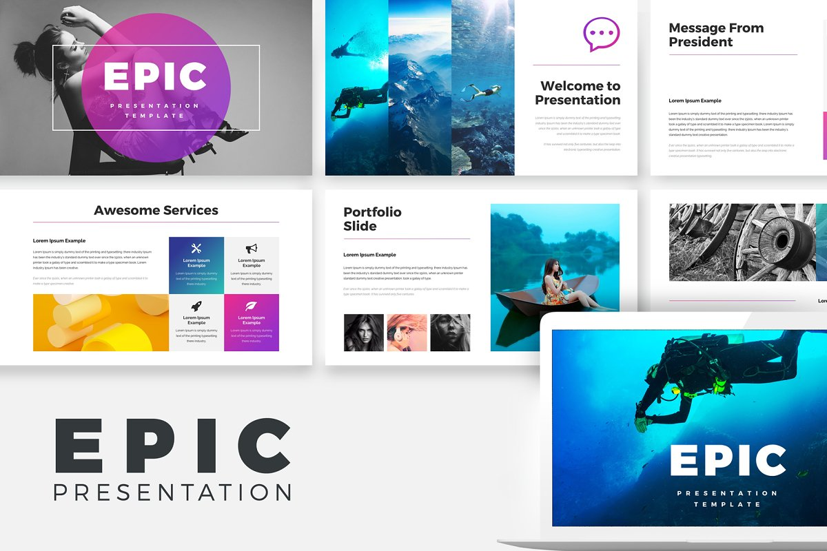 50 best powerpoint templates of 2018 envato.