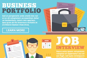 Business Portfolio & Job Interview