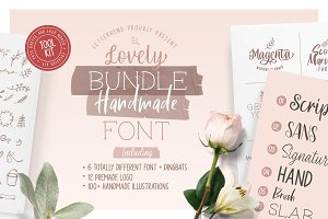 Olive - Hand Lettering Tool Kit!