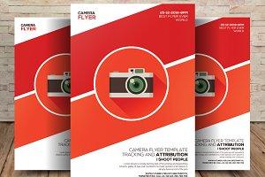 CCTV Camera Shop Flyer