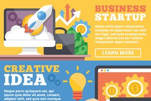 Business Startup & Creative Idea