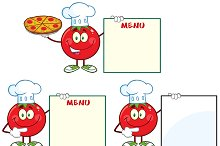 Red Tomato Character Collection - 2