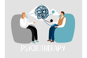 Psychotherapy, treatment of mental