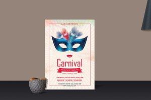 Carnival Invitation Flyer - V01