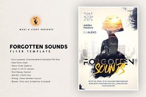 Forgotten Sounds