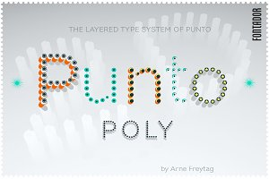 Punto Poly - 70% Intro Offer