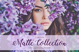 Matte Lightroom Presets Collection