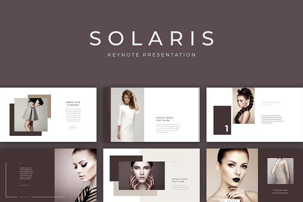 Solaris Keynote Presentation
