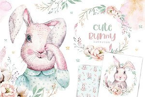 Сute bunnies collection!