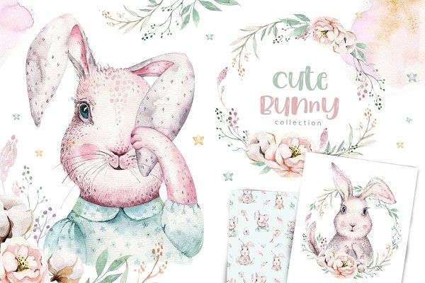 Сute bunnies collection!