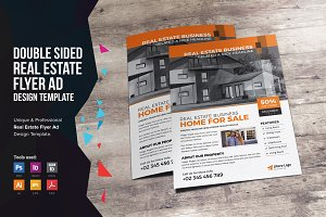 Real Estate Flyer Design v1