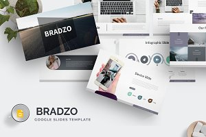 Bradzo - Google Slide Template