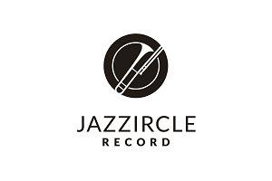 Brass Instrument Music Jazz Logo