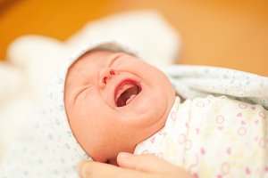 Newborn cries