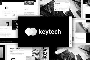 Keytech - Keynote Template