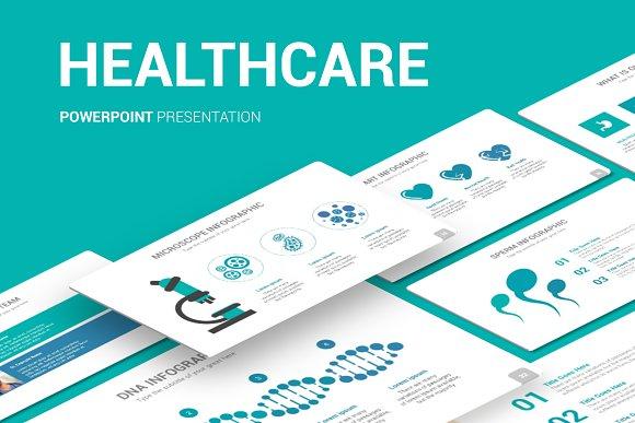 Healthcare Powerpoint Template Presentation Templates Creative