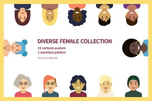 Female Diverse Collection