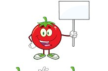 Red Tomato Character Collection - 4
