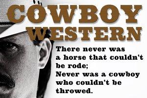 Cowboy Western™