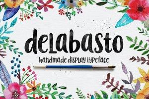 Delabasto Typeface