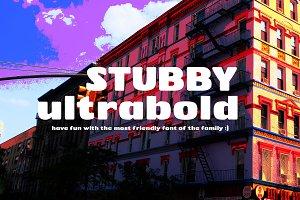 SALE! Stubby Ultrabold