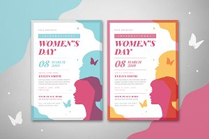 Womens Day Flyer 01