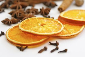 Fragrant Christmas spices