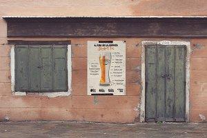 Venetian Workshop Front Door