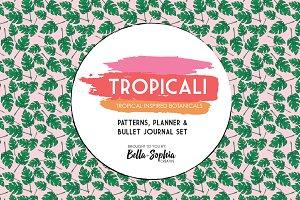 Tropicali Pattern & Planner Set