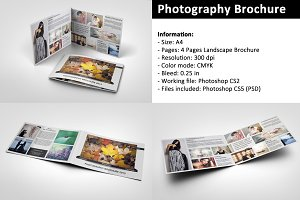 Photography Brochure-V145