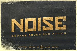 Noise - Grunge Brushes Pack
