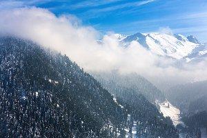 India | Mountains in Gulmarg