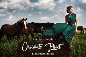 Chocolate Effect Lightroom Presets