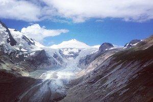 Grossglockner glacier mountain
