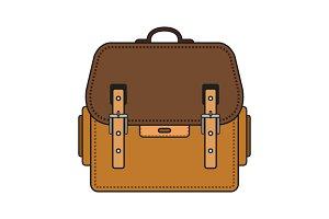 Work bag icon