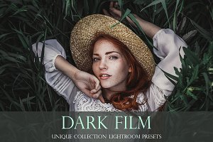 Dark Film Lightroom Presets