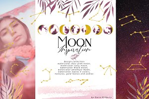 Moon Inspiration (SALE 99%)