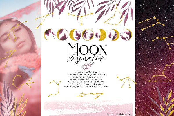 Moon Inspiration (SALE 99%)