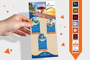 Rack Card | Travel Agency DL Flyer-1